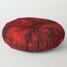 Murderer Marble Floor Pillow