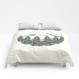 Mt. Rainier Comforters