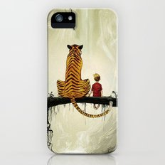 Calvin And Hobbes iPhone (5, 5s) Slim Case