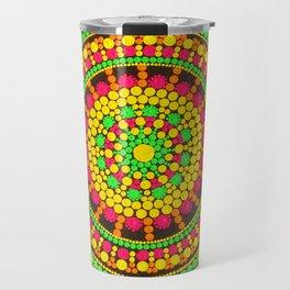 Autumn Mandala Travel Mug
