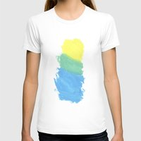 water color T-shirts featuring Water Color by Kimberly Jones