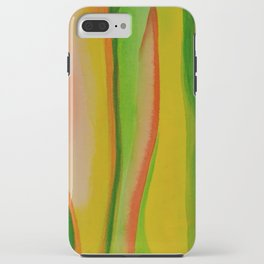 Yellow, Red & Green  iPhone Case