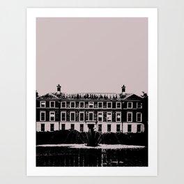 Kew Gardens Museum No. 1 - London Series  Art Print