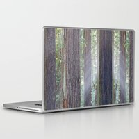 giants Laptop & iPad Skins featuring Future Giants by Mark Alder