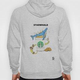 Starwhale loves coffee Hoody