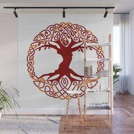 Yggdrasil Tree Of Life Wall Mural