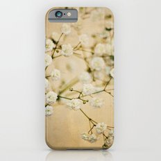 Baby's Breath Slim Case iPhone 6s