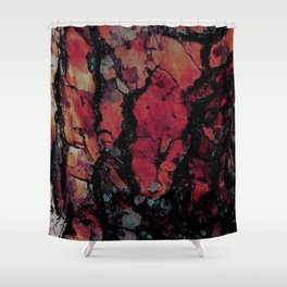Burns Road Shower Curtain