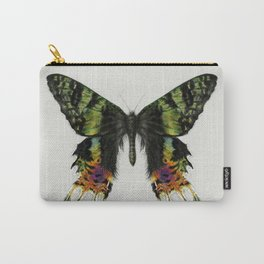 Colorful Madagascan Sunset Moth Carry-All Pouch