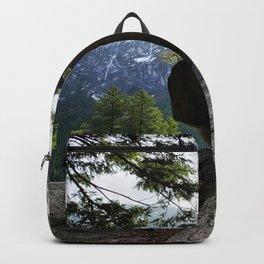 Boulder at Stawamus Chief Backpack