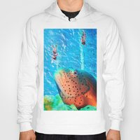 swim Hoodies featuring Swim by John Turck
