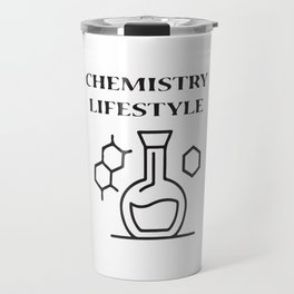 Chemistry Lifestyle Travel Mug