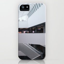 Halifax Central Library iPhone Case