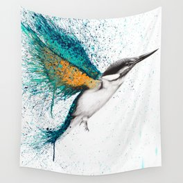 For I Must Be Traveling On Wall Tapestry