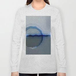 Abstract Composition 240 Long Sleeve T-shirt