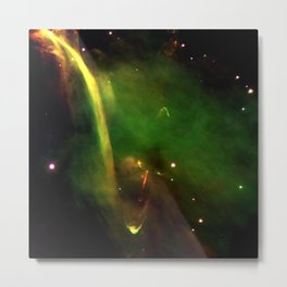 Protostar HH-34 in Orion Metal Print