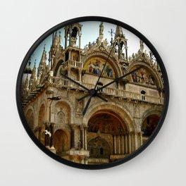 St Mark's Square Wall Clock
