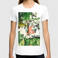 posters T-shirts featuring posters 2 by Renee Ansell