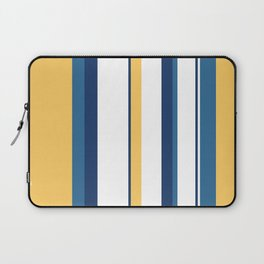 Vintage 1950s stripes Laptop Sleeve