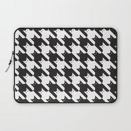 Catstooth Pattern Laptop Sleeve