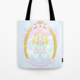 Sweet Candy Girl Tote Bag