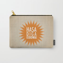 Book of Mormon - Hasa diga eebowai Carry-All Pouch
