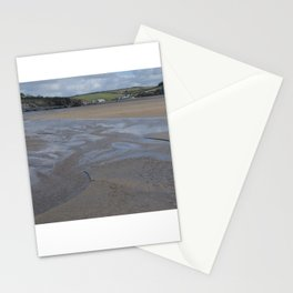 Cornwall Beach Photo 1802 Stationery Cards
