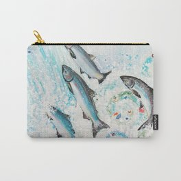 Spawning Kings Carry-All Pouch