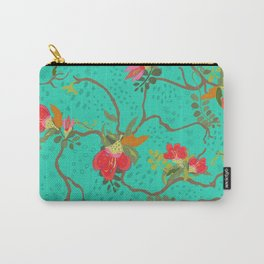 SweetPeaTurq Carry-All Pouch