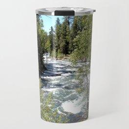 Camping, Hiking, and Kayaking on Vallecito Creek Travel Mug