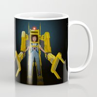 ripley Mugs featuring Get Away From Her You BITCH! by DWatson