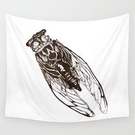 Cicada Wall Tapestry