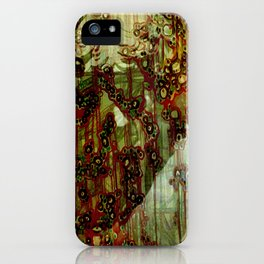 The martyr of San Sebastián iPhone Case