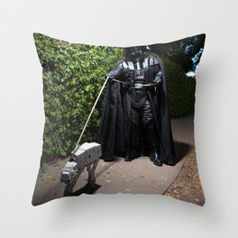 Imperial Walking Throw Pillow