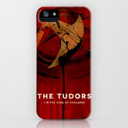 THE TUDORS iPhone Case