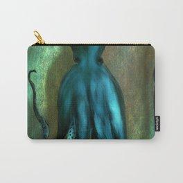 Octopus Ocean Shadow Dance Carry-All Pouch