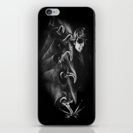 Rolling Thunder iPhone Skin