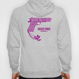 Sucker Punch Pink Hoody