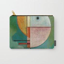 Kandinsky Upward Abstract Art Painting Carry-All Pouch