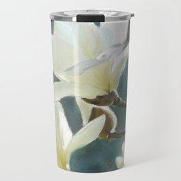 White Magnolia's One Travel Mug