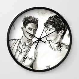 Malec Wall Clock