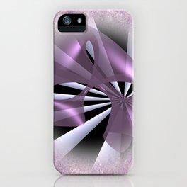 Les fleurs de la mathématique -11- iPhone Case