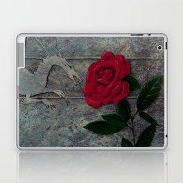 Alistair's Rose Laptop & iPad Skin