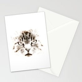 That Mischievous Cat Stationery Cards