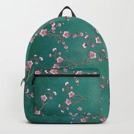 SAKURA LOVE - GREEN Backpack