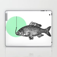mint bubble Laptop & iPad Skin