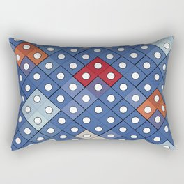 Dice 2 Rectangular Pillow