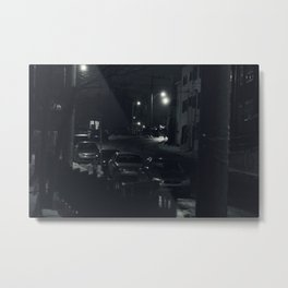 Cold Night Metal Print