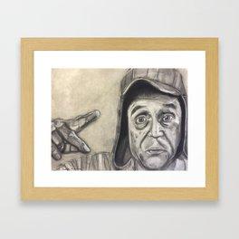 El Chavo Framed Art Print