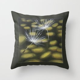 Best Wishes for Kymora Throw Pillow